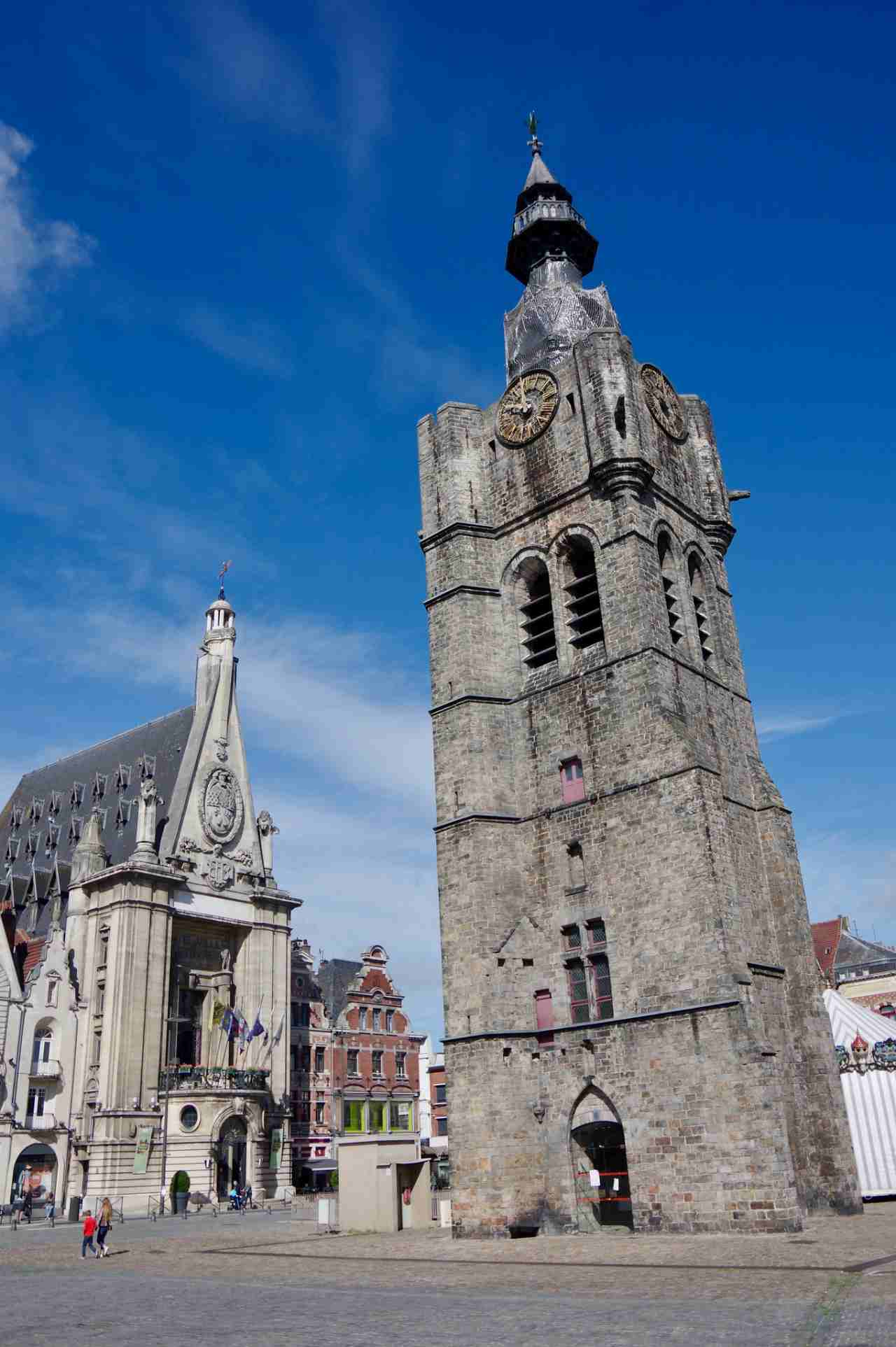 Belfries of Belgium and France, Béthune, Pas-de-Calais, Unesco France