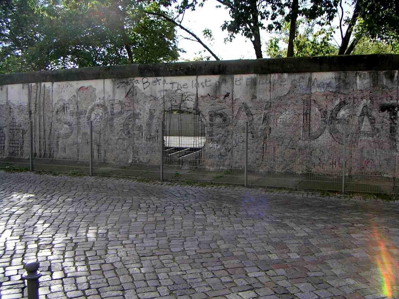 Berlin Wall Memorial, Berlin Attractions, Germany
