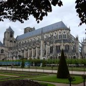 Bourges Cathedral, Unesco France