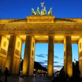 Brandenburg Gate, Berlin Attractions, Germany