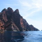 Cape Girolata, Cape Porto, Scandola Nature Reserve and the Piana Calanches in Corsica, Unesco France