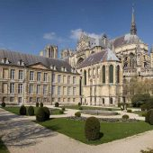 Cathedral of Notre-Dame, Former Abbey of Saint-Remi and Palace of Tau, Reims, Unesco France