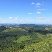 Chaine des Puys - Limagne fault tectonic arena, Unesco France