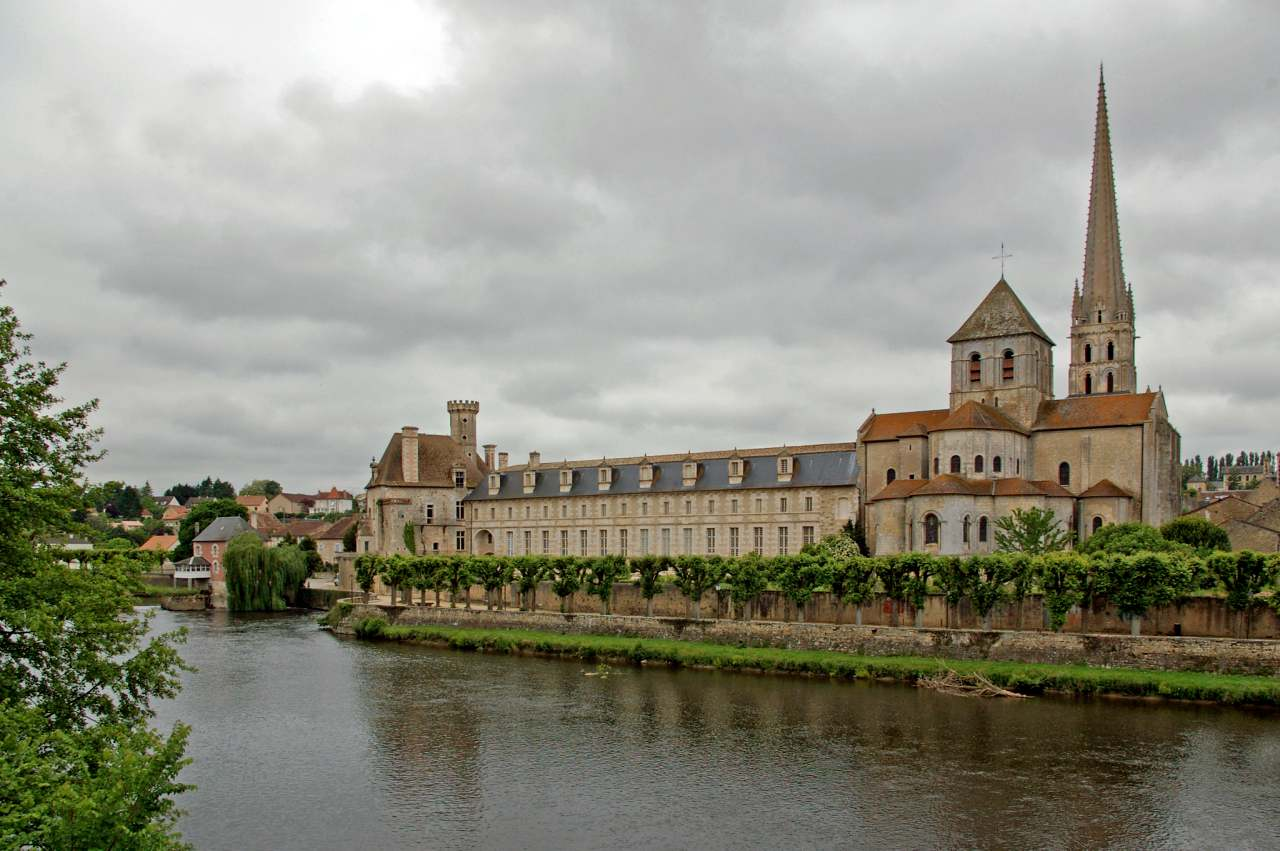 Church of Saint-Savin sur Gartempe, Unesco France