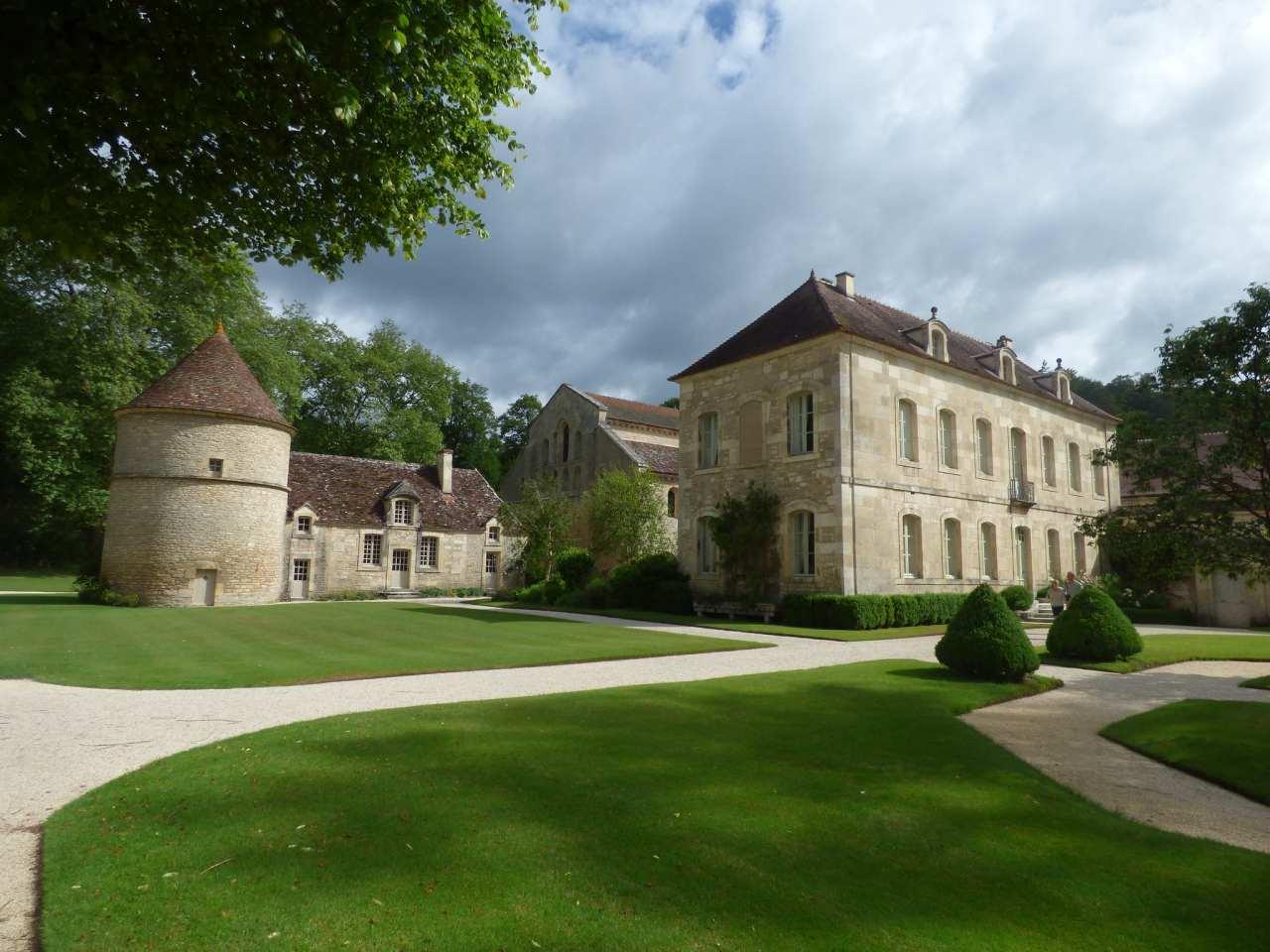 Cistercian Abbey of Fontenay, Unesco France