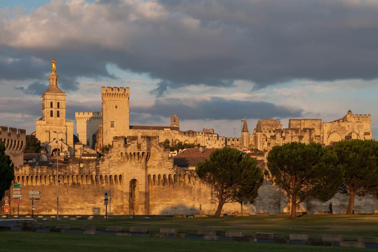 Historic Centre of Avignon, Unesco France