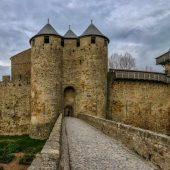 Historic Fortified City of Carcassonne, Unesco France