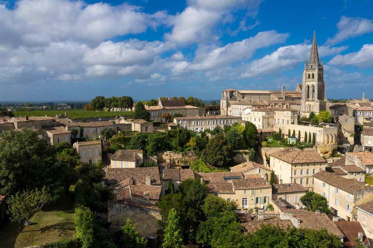 Jurisdiction of Saint-Emilion, Unesco France