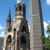 Kaiser Wilhelm Memorial Church, Berlin Attractions, Germany