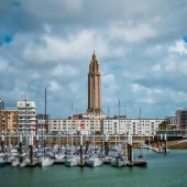 Le Havre, the city rebuilt by Auguste Perret, Unesco France