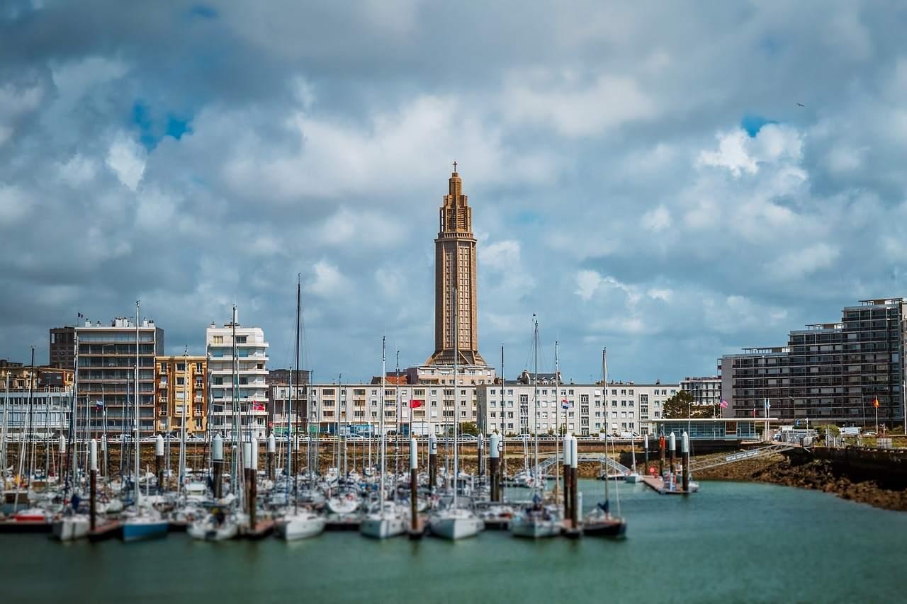 Le Havre, the city rebuilt by Auguste Perret, Unesco France