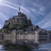 Mont-Saint-Michel and its Bay, Unesco France