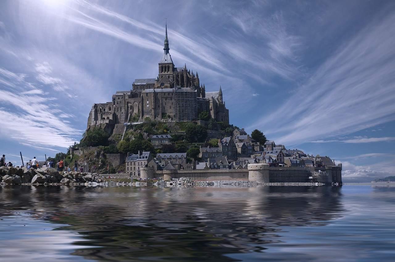 Mont-Saint-Michel and its Bay, Unesco France