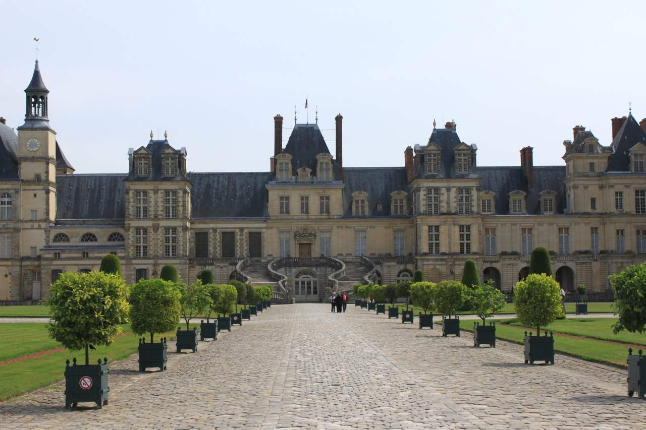 Palace and Park of Fontainebleau, Unesco France
