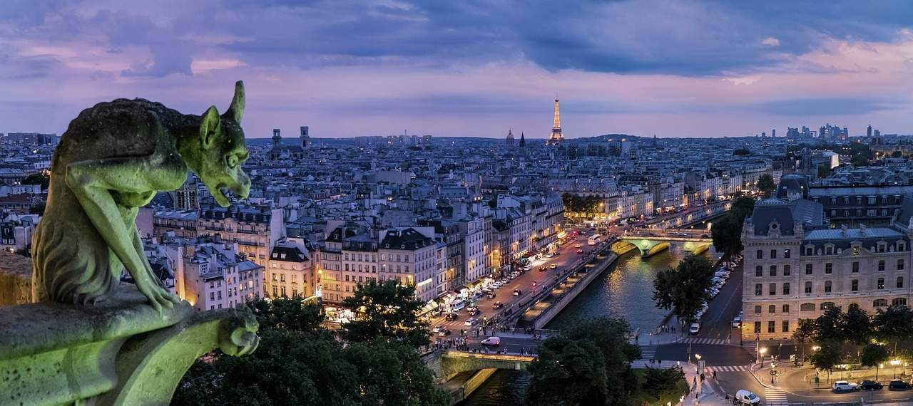 Paris, Banks of the Seine, Unesco France