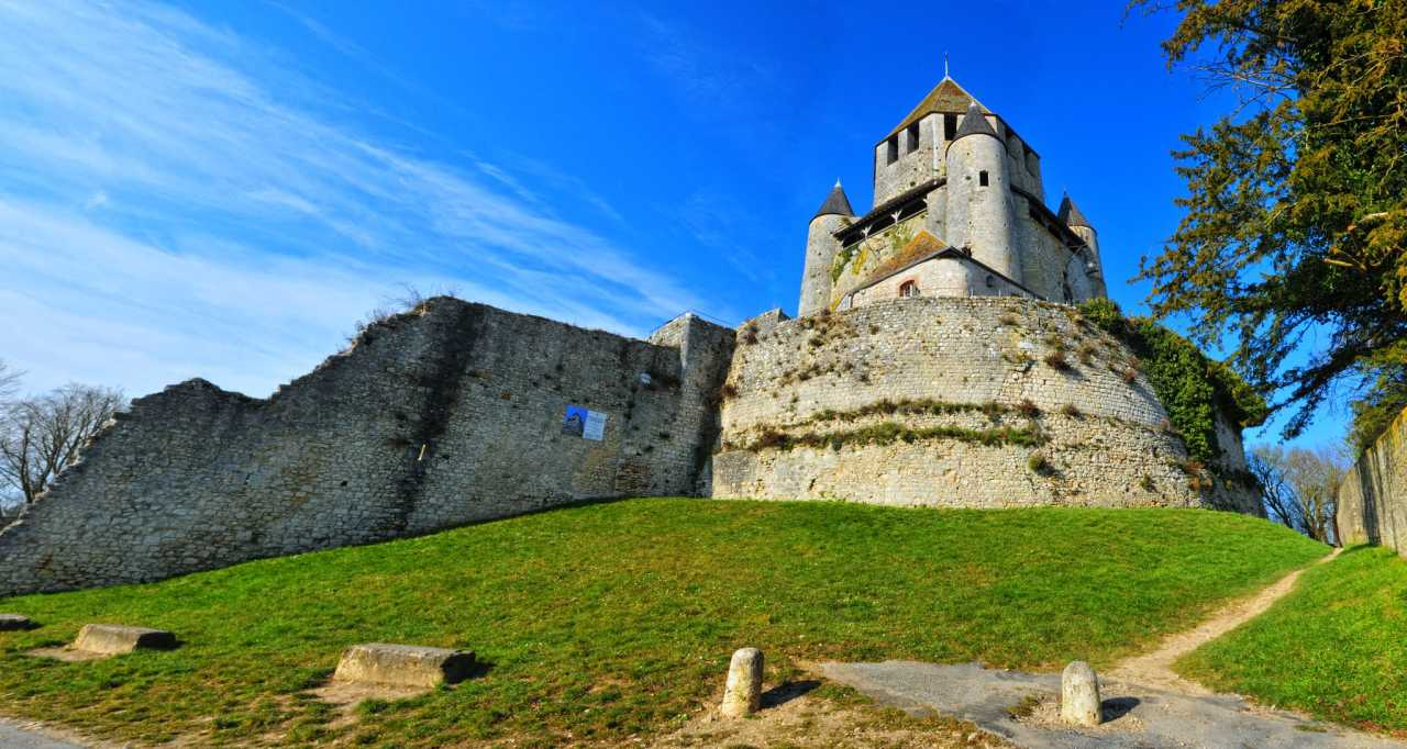 Provins, Town of Medieval Fairs, Unesco France