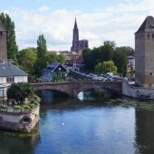 Strasbourg, from Grande-île to Neustadt, a European urban scene, Unesco France