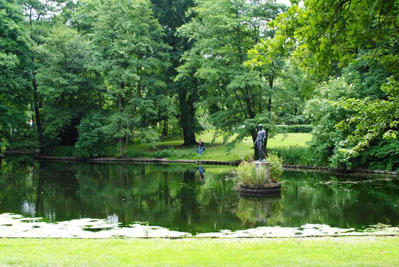 Tiergarten, Berlin Attractions, Germany