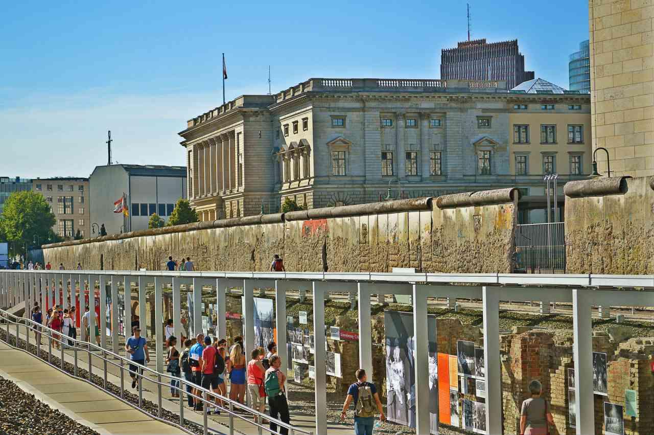 Topography of Terror, Berlin Attractions, Germany