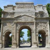 Triumphal Arch of Orange, Unesco France