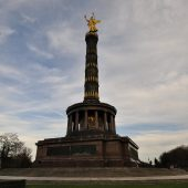Victory Column, Berlin Attractions, Germany