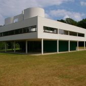 Villa Savoye, The Architectural Work of Le Corbusier, an Outstanding Contribution to the Modern Movement, Unesco France