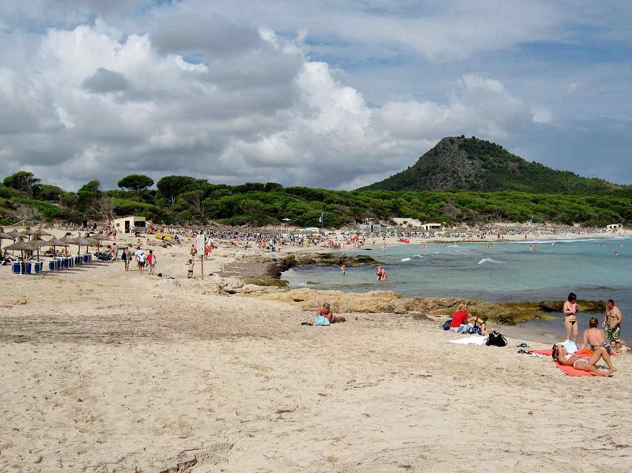 Cala Agulla, Majorca, Best Beaches in Spain