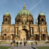 Berlin Cathedral, Berlin Attractions, Germany