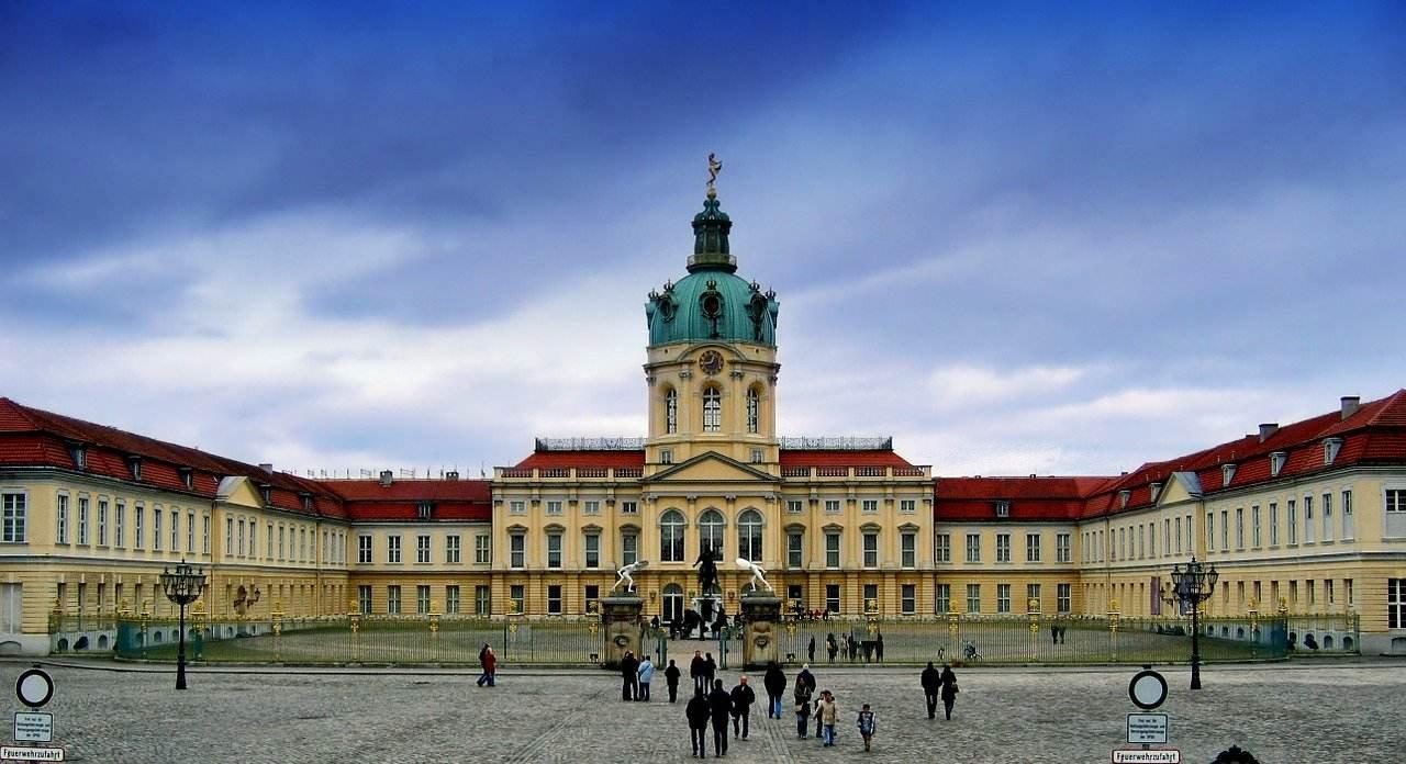 Charlottenburg Palace, Berlin Attractions, Germany