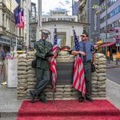 Check Point Charlie, Berlin Attractions, Germany