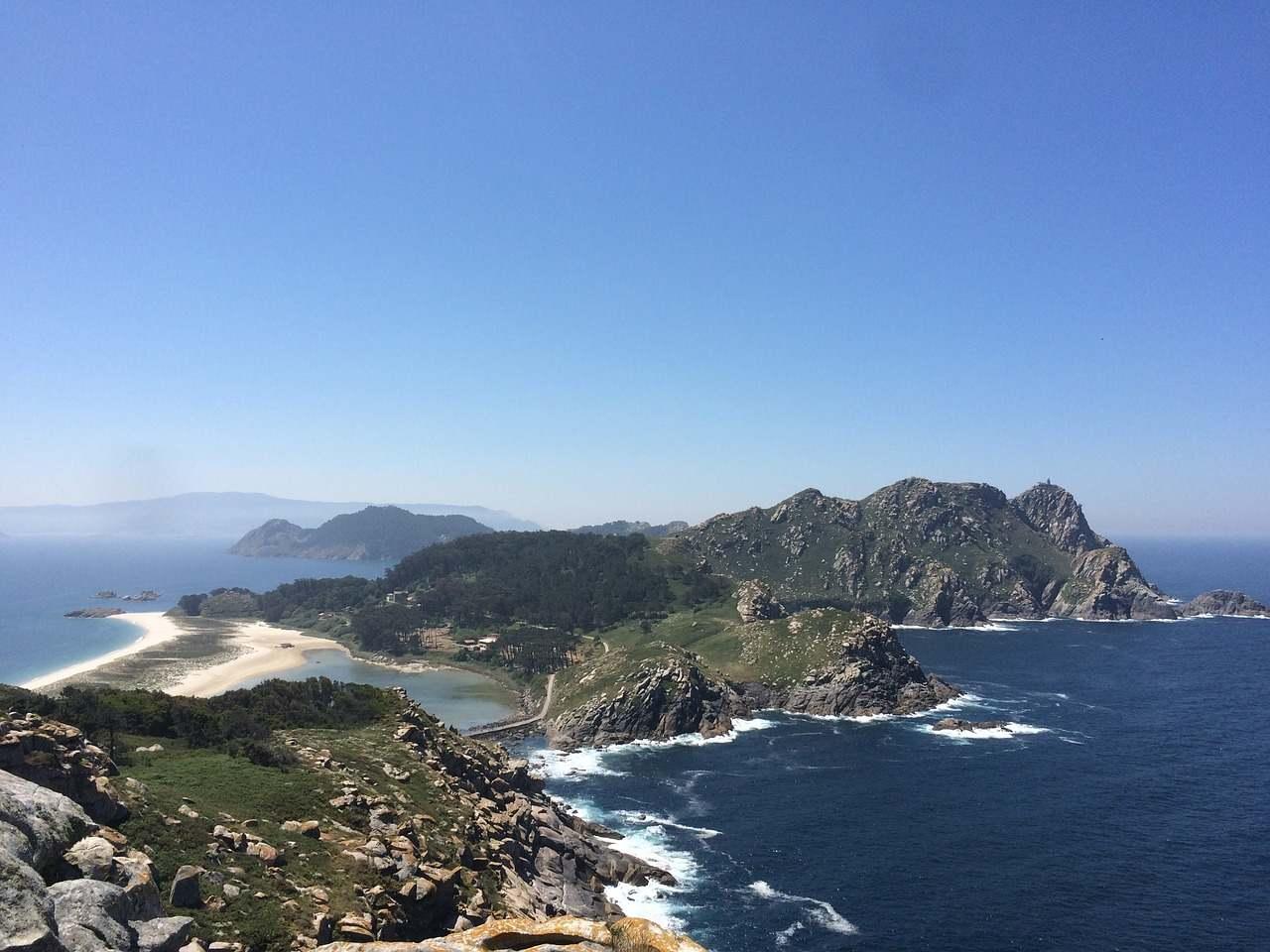Cies Islands, Best Beaches in Spain