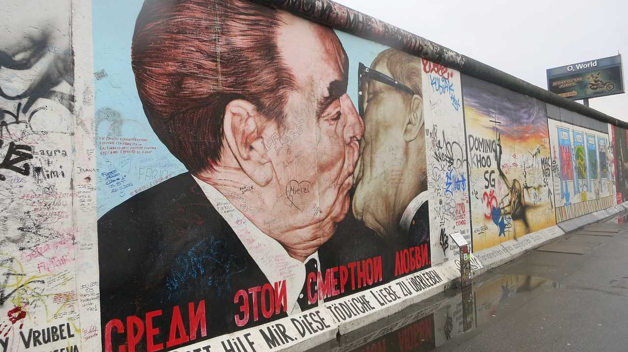 East Side Gallery, Berlin Attractions, Germany