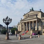 Gendarmenmarkt, Berlin Attractions, Germany