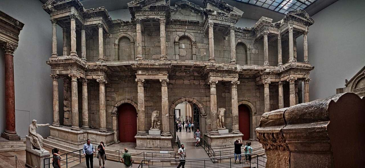Pergamon Museum, Berlin Attractions, Germany
