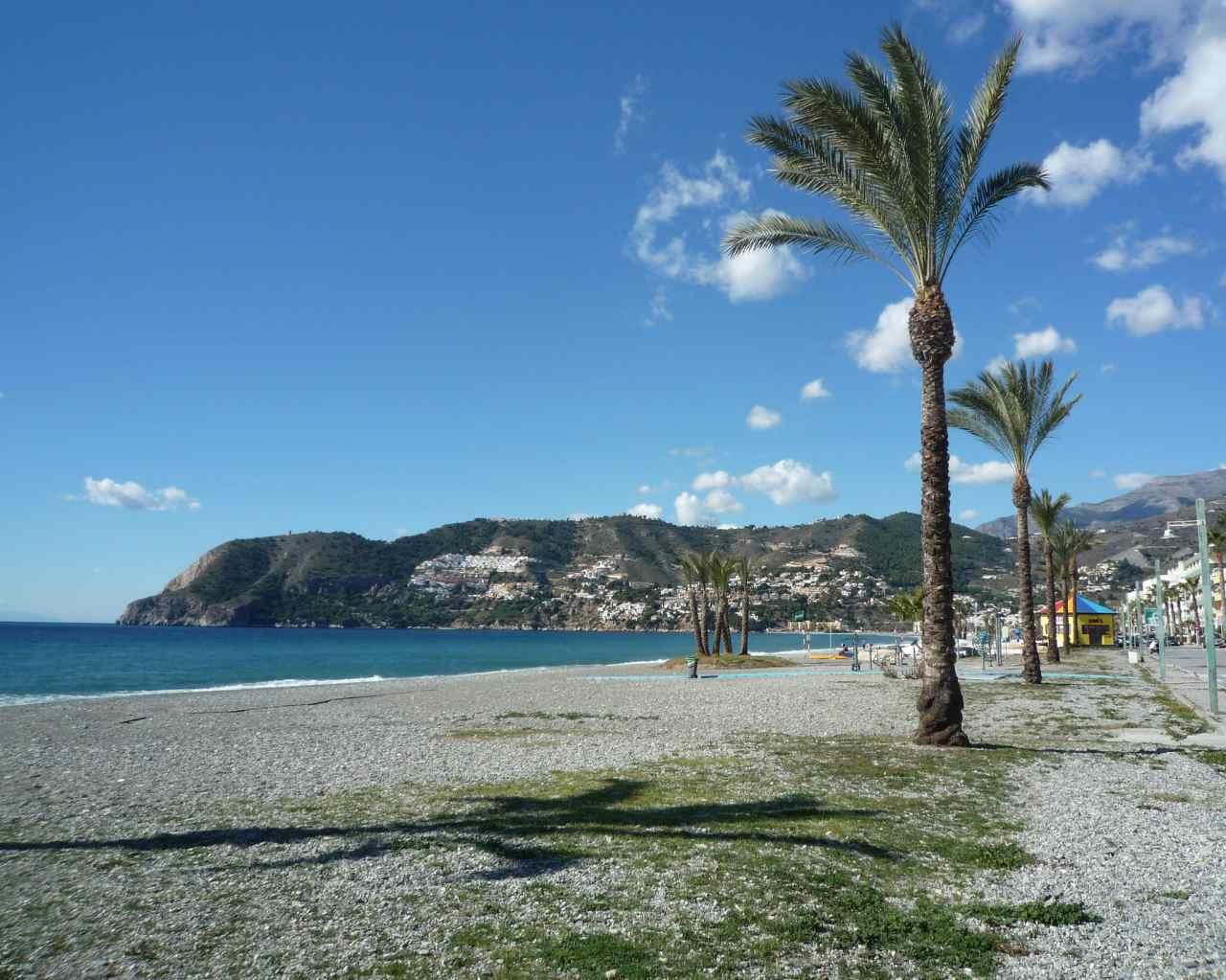 Playa La Herradura, Best Beaches in Spain
