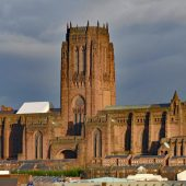 Anglican Liverpool Cathedral, Liverpool, Cities in England