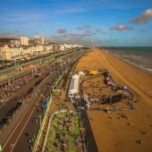Brighton, Cities in England