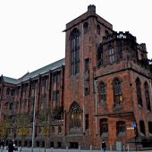 John Rylands Library, Manchester, Cities in England