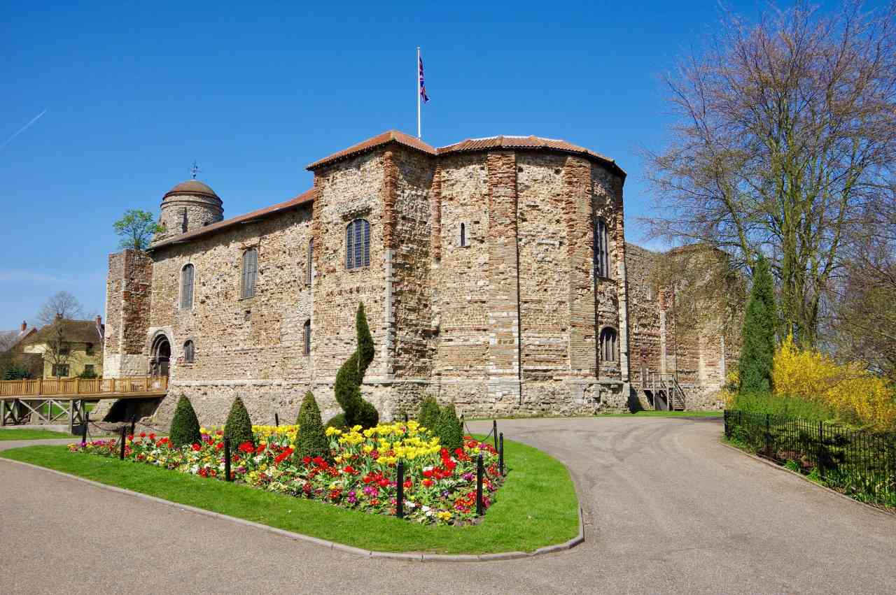 Colchester Castle, Colchester, Cities in England