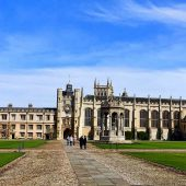 University of Cambridge, Cities in England