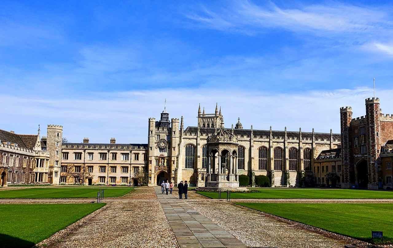 University of Cambridge, Cities in England
