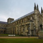Winchester Cathedral, Winchester, Cities in England