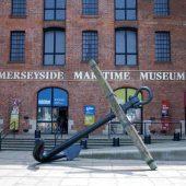 Merseyside Maritime Museum, Liverpool, England