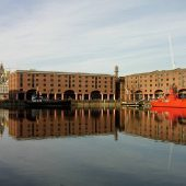 Royal Albert Dock, Liverpool, England