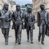 The Beatles, Liverpool, England