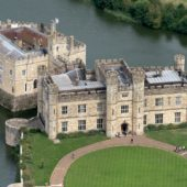 Leeds Castle, Kent, England, UK 2