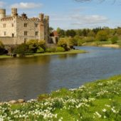 Leeds Castle, Kent, England, UK 3