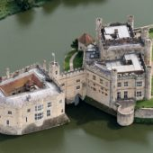 Leeds Castle, Kent, England, UK 5