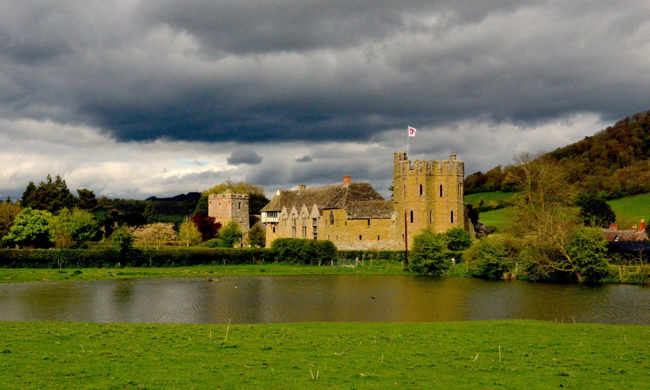 Stokesay Castle, Shropshire 1