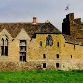Stokesay Castle, Shropshire 4